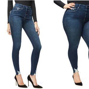 Good American Good Waist Skinny Jean